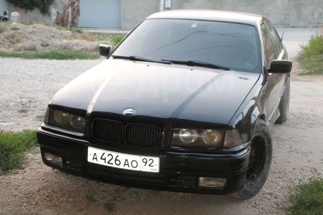 BMW 3-Series, 1993 год, $6000