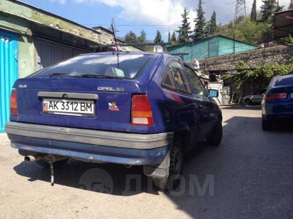 Opel Kadett, 1989 год, 67 000 руб.