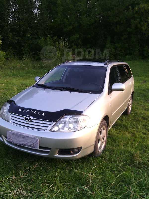 Toyota Corolla Fielder, 2006 год, 340 000 руб.