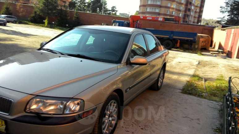 Volvo S80, 2001 год, 105 000 руб.