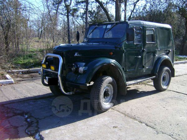 ГАЗ 69, 1970 год, 110 000 руб.