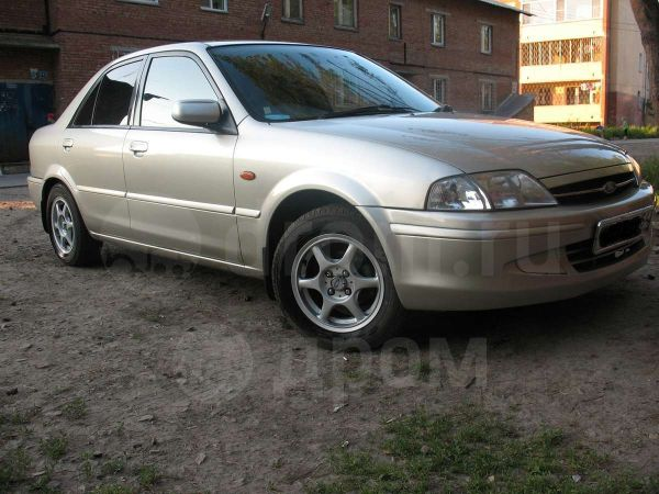 Ford Laser, 2002 год, 240 000 руб.