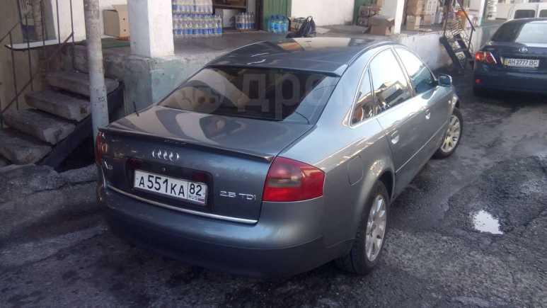 Audi A6, 1998 год, $9200