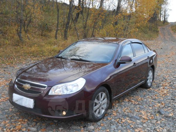 Chevrolet Epica, 2012 год, 550 000 руб.