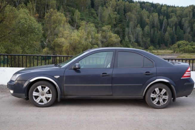 Ford Mondeo, 2005 год, 340 000 руб.