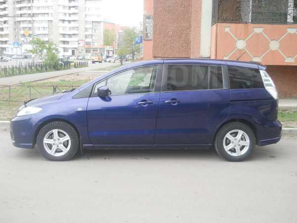 Mazda Premacy, 2007 год, 485 000 руб.