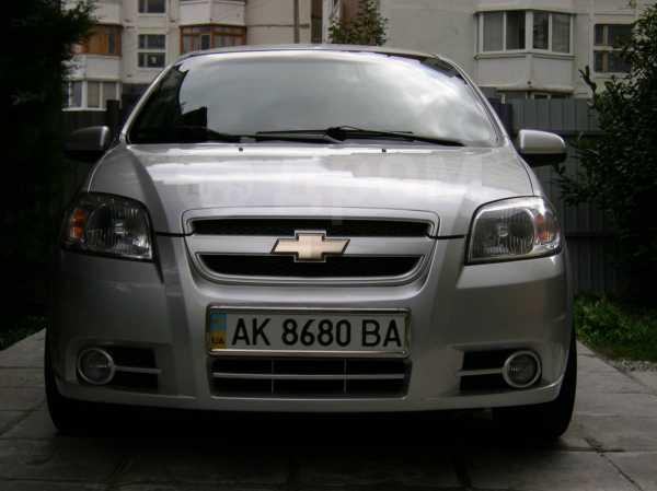 Chevrolet Aveo, 2007 год, $7300