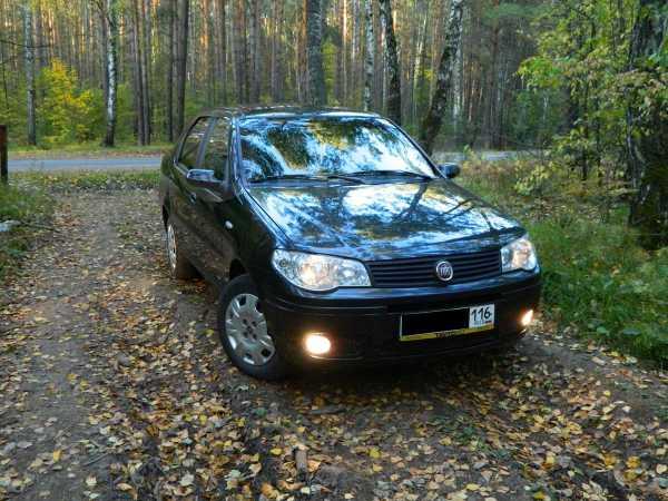 Fiat Albea, 2009 год, 228 000 руб.