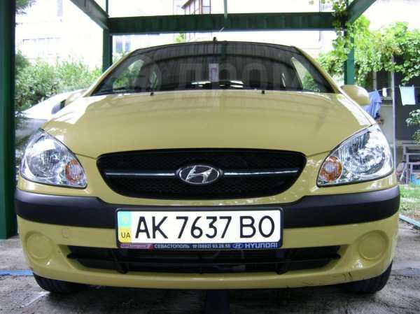 Hyundai Getz, 2010 год, $8500