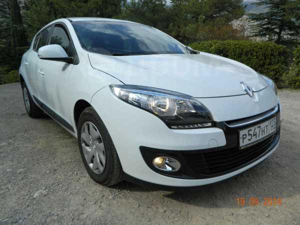Renault Megane, 2012 год, 555 000 руб.