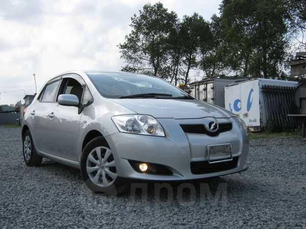 Toyota Auris, 2008 год, 599 000 руб.