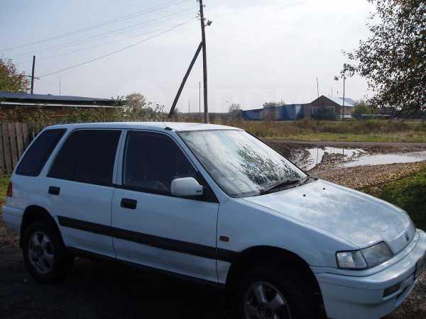 Honda Civic Shuttle, 1993 год, 65 000 руб.