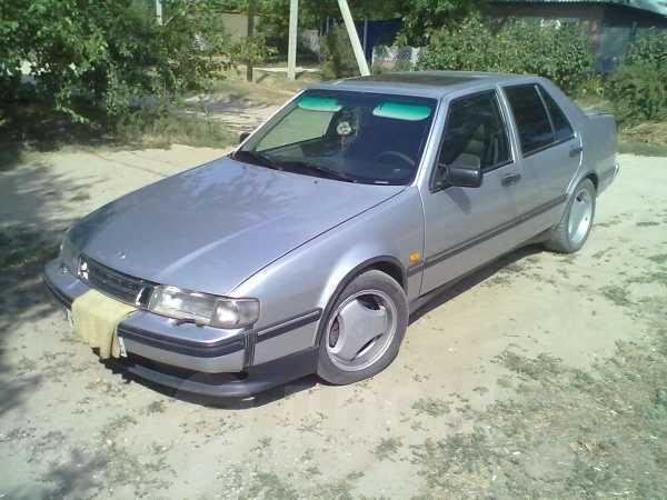 Saab 9000, 1996 год, 200 000 руб.