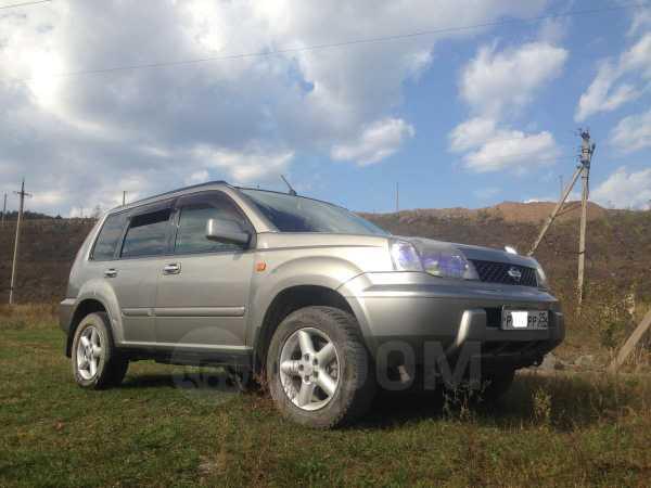 Nissan X-Trail, 2002 год, 410 000 руб.