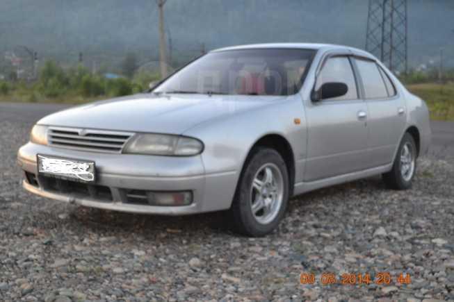 Nissan Bluebird, 1994 год, 65 000 руб.
