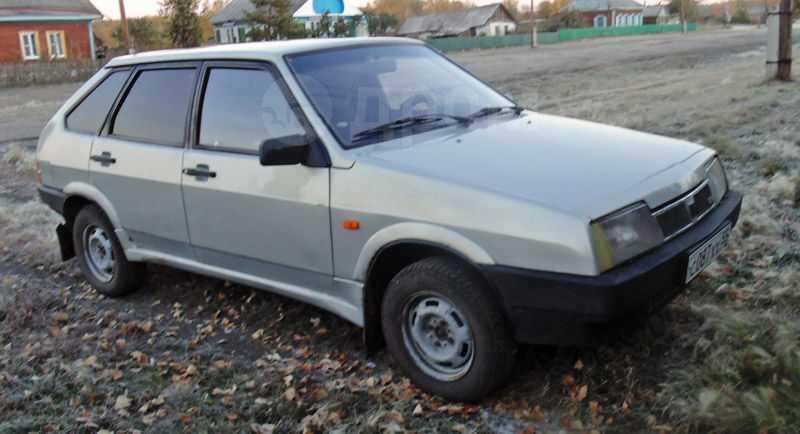 Лада 2109, 2002 год, 75 000 руб.
