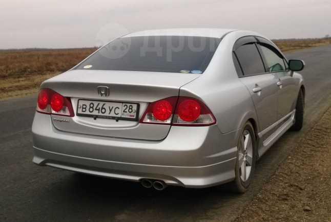 Honda Civic, 2006 год, 449 000 руб.