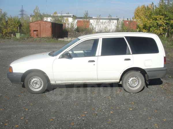 Nissan AD, 1991 год, 59 000 руб.