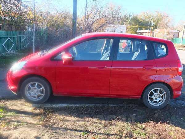 Honda Jazz, 2006 год, 280 000 руб.