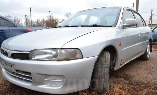 Mitsubishi Mirage, 1996 год, 125 000 руб.