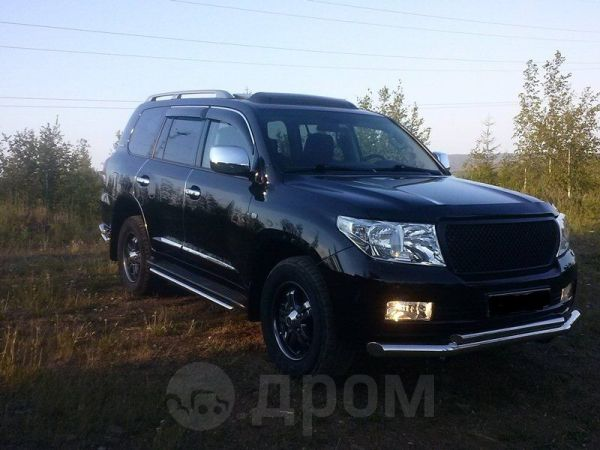 Toyota Land Cruiser, 2011 год, 2 850 000 руб.