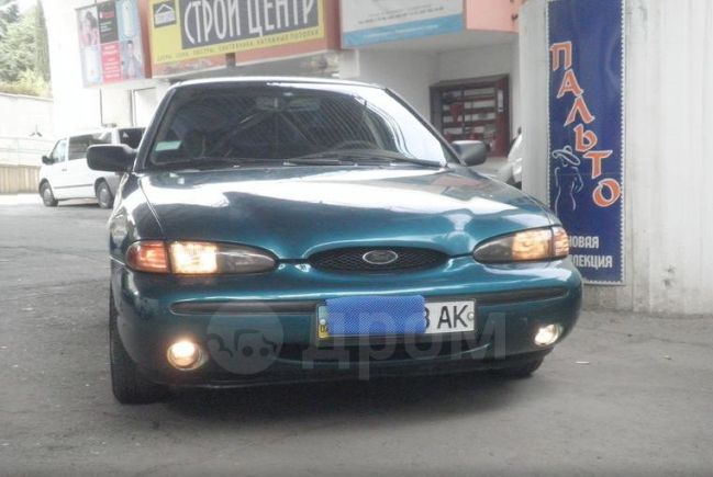Ford Contour, 1996 год, $4200