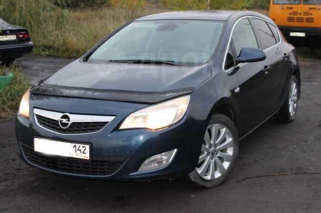 Opel Astra, 2011 год, 600 000 руб.