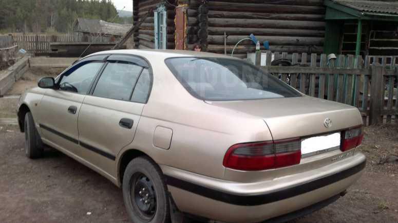 Toyota Carina E, 1992 год, 149 000 руб.