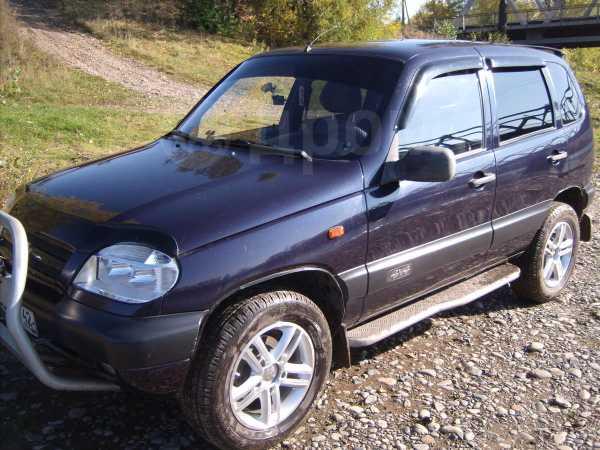 Chevrolet Niva, 2005 год, 235 000 руб.