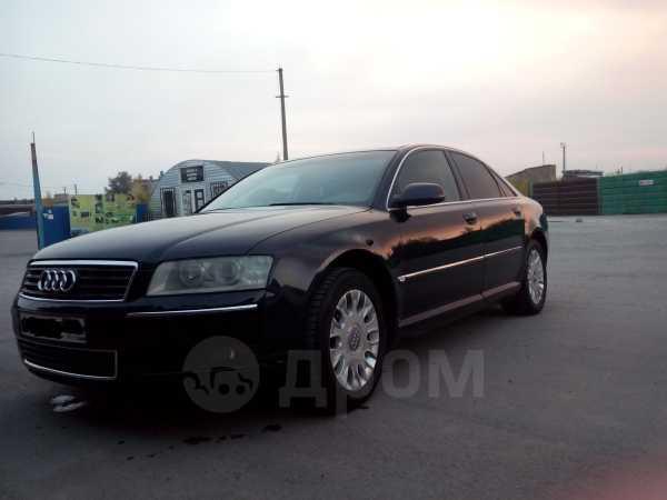 Audi A8, 2004 год, 550 000 руб.