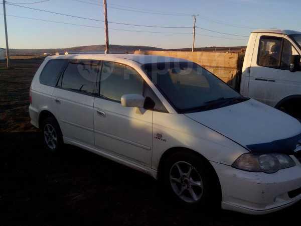 Honda Odyssey, 2002 год, 260 000 руб.