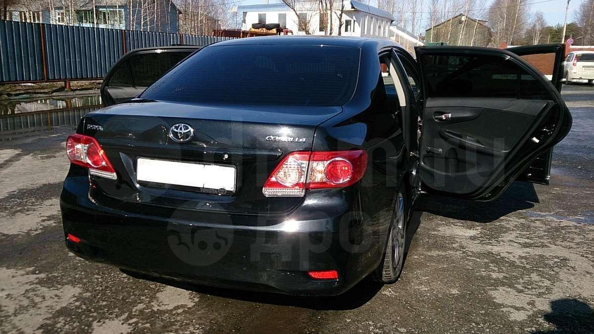 продажа тойота королла в иркутске