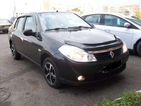 Renault Symbol, 2009 год, 255 000 руб.