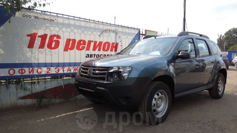 Renault Duster, 2014 год, 602 300 руб.