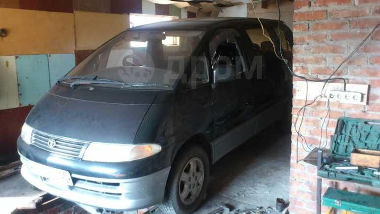 Toyota Estima Emina, 1996 год, 140 000 руб.
