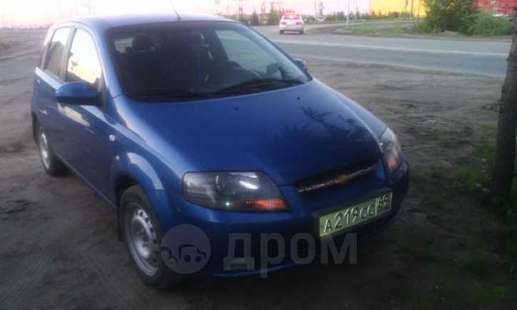 Chevrolet Aveo, 2007 год, 250 000 руб.