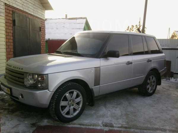 Land Rover Range Rover, 2002 год, 530 000 руб.