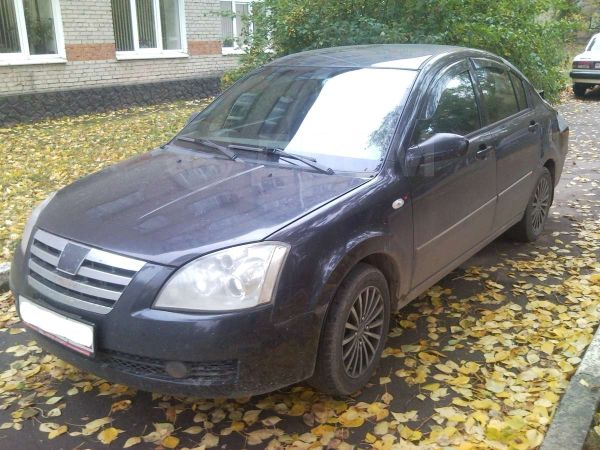 Chery Fora A21, 2007 год, 100 000 руб.