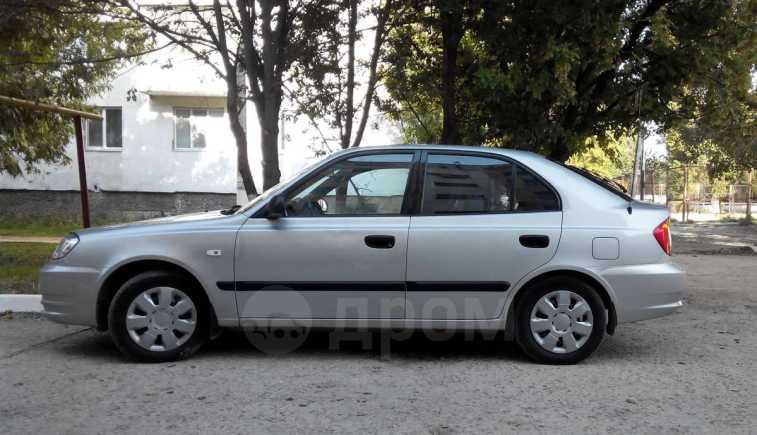 Hyundai Accent, 2005 год, $7500
