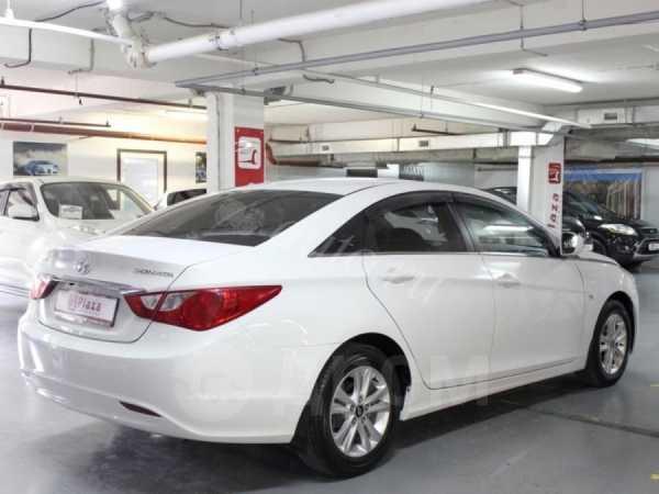 Hyundai Sonata, 2011 год, 770 000 руб.