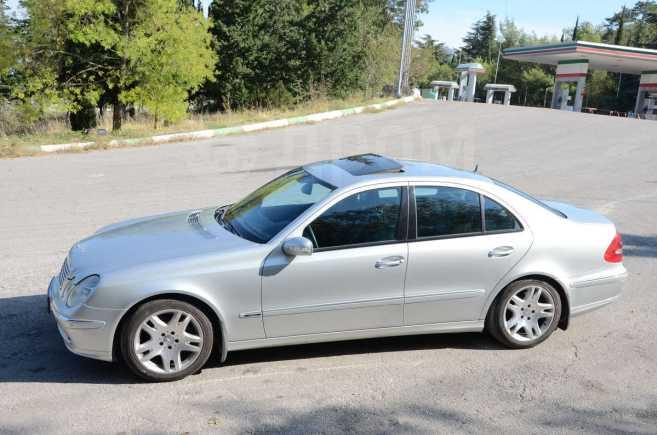 Mercedes-Benz E-Class, 2003 год, $14700