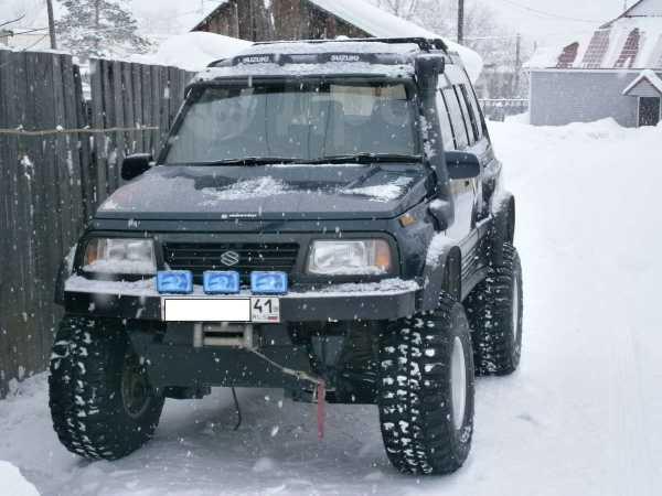 Suzuki Escudo, 1992 год, 400 000 руб.