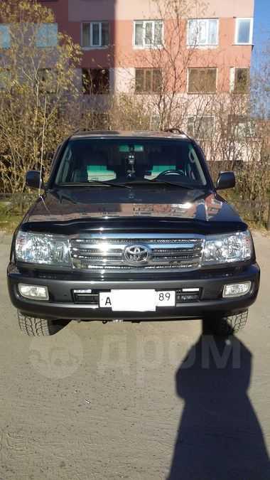 Toyota Land Cruiser, 2007 год, 1 450 000 руб.