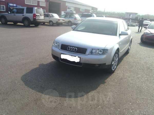 Audi A4, 2003 год, 290 000 руб.