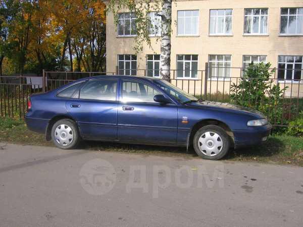 Mazda 626, 1996 год, 120 000 руб.