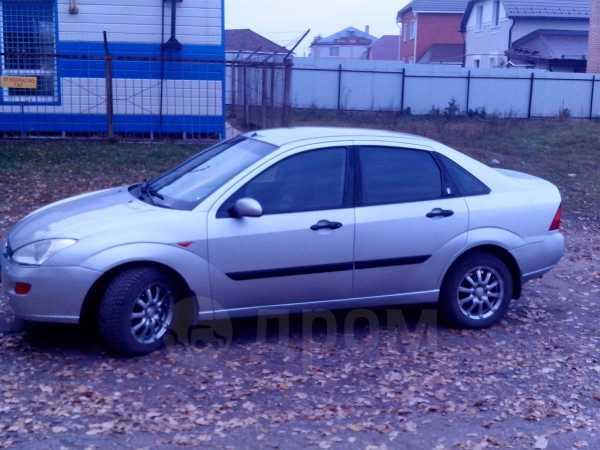 Ford Focus, 2000 год, 120 000 руб.