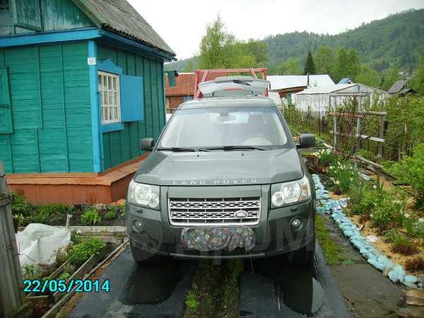 Land Rover Freelander, 2007 год, 800 000 руб.