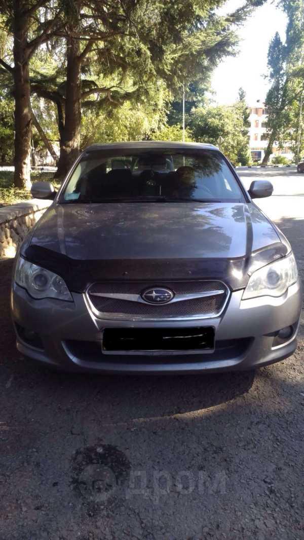 Subaru Legacy, 2007 год, 520 000 руб.