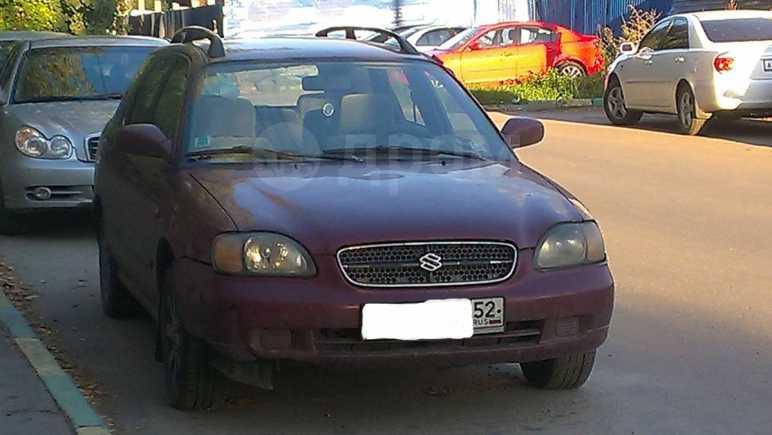 Suzuki Baleno, 1999 год, 130 000 руб.