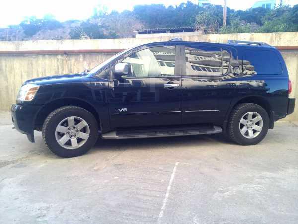 Nissan Armada, 2005 год, $18900